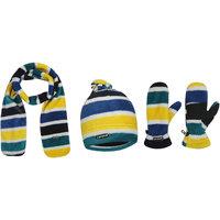 Комплект: шапка, шарф и варежки ICEPEAK