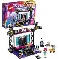 LEGO Friends 41117: Поп-звезда: телестудия