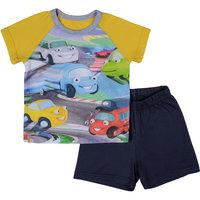 Комплект: джемпер и шорты для мальчика WOW