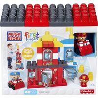 """Игровой набор """"Команда спасателей"""" First Builders MEGA BLOKS"""