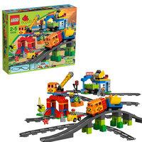 LEGO DUPLO 10508: Большой поезд
