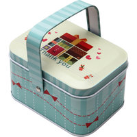 "Коробка для мелочей ""Подарки"" 10,5*8*6 см Феникс Презент"