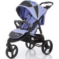 Прогулочная коляска Jogger Cruze, Baby Care, фиолетовый