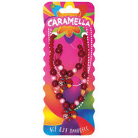 Набор украшений: бусы и браслет с сердечком CARAMELLA Росмэн