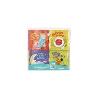 """Комплект из четырёх книг """"Режим дня малыша"""" Clever"""