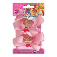 Набор: 2 резинки для волос-бантики Winx Росмэн