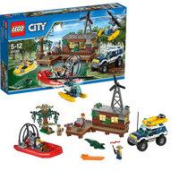 LEGO City 60068: Секретное убежище воришек