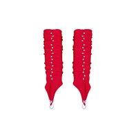 Перчатки со стразами Шармель