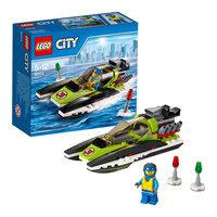 LEGO City 60114: Гоночный катер