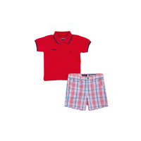 Комплект: футболка и шорты  Mayoral