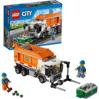 LEGO City 60118: Мусоровоз