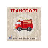"""Первая книга малыша """"Транспорт"""" Робинс"""