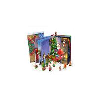 """Книжка с игрушками """"Веселого рождества!"""" Проф Пресс"""
