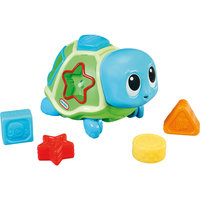"""Развивающая игрушка """"Ползающая черепаха-сортер"""", со звуком, Little Tikes"""