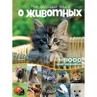 """Энциклопедия """"Моя большая книга о животных"""" Machaon"""