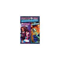 DVD Две монстрические истории, Monster High Новый Диск
