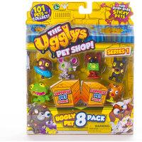 8 фигурок, Ugglys Pet Shop, в ассортименте Moose
