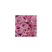 """Резиночки """"Средневековье. Розовые"""", (24 с-клипсы+600 резиночек) Rainbow Loom"""