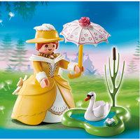 PLAYMOBIL  5410 Экстра-набор: Принцесса с прудом Playmobil®