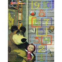 """Ковер """"Классики"""" 133*195 см, Маша и Медведь ВЕНЕРА"""
