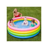 """Детский надувной бассейн """"Радуга"""", Intex"""