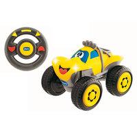 """Машинка """"Билли-большие колеса"""", желтая, Chicco"""