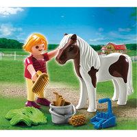 PLAYMOBIL  5291 Экстра-набор: Девочка и пони Playmobil®