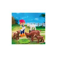 PLAYMOBIL 4785 Дополнение: Девочка с козлятами Playmobil®