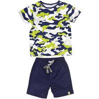 Комплект для мальчика: футболка и шорты PlayToday
