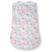 Конверт для пеленания, SWADDLEME® WrapSack, р-р S, птички Summer Infant