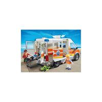 PLAYMOBIL 5541 Береговая охрана: Машина скорой помощи с сереной Playmobil®