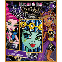 "Панно из пластилина ""Monster High"" Centrum"