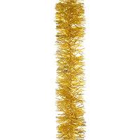 Мишура, 4 слоя, 7 см х 2 м, цвет - золото Волшебная Страна
