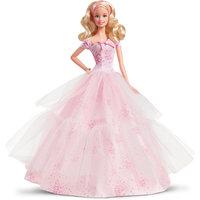 """Коллекционная кукла """"Пожелания ко Дню рождения"""", Barbie Mattel"""