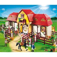 PLAYMOBIL 5221 Лошади: Большая конюшня Playmobil®
