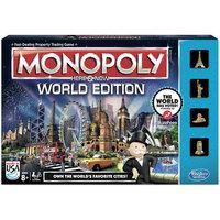 """Монополия """"Здесь и Сейчас. Всемирное издание"""", Hasbro"""