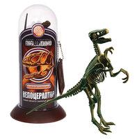 Раскопки: Велоцераптор (Скелет динозавра-быстрого охотника)