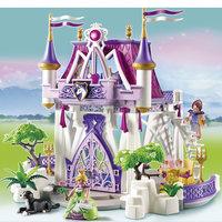 PLAYMOBIL 5474 Замок кристалла: Замок Единорога Playmobil®