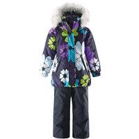 Комплект для девочки: куртка и брюки Reimatec® Reima