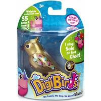 Золотая поющая птичка, DigiBirds Silverlit