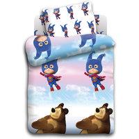 """Детский комплект """"Маша супергерой"""", Маша и Медведь Непоседа"""