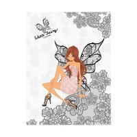 """Плед-панно """"Winx Fairy Флора"""" 150*200 см, Непоседа"""