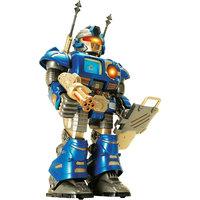 """""""Робот-сержант"""" синий, на и/к управлении, 38 см, HAP-P-KID"""