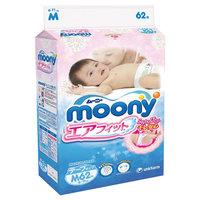 Подгузники Moony Econom, M 6-11 кг, 62 шт.