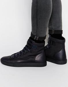 Высокие кроссовки Armani Jeans - Синий