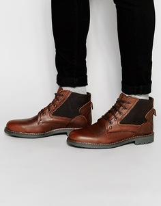 Походные ботинки Firetrap Tobin - Коричневый