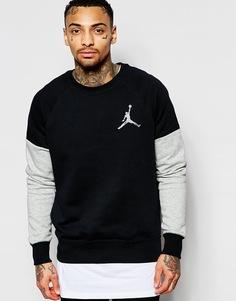 Университетский свитшот Nike Jordan 724503-010 - Черный