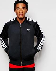 Спортивная куртка Аdidas Originals Superstar AB9717 - Черный