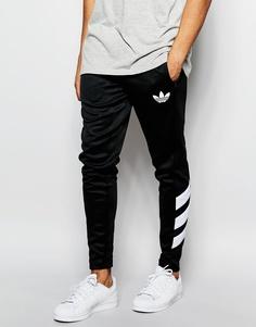 Зауженные джоггеры adidas Originals AJ7673 - Черный