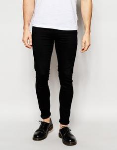 Ультразауженные джинсы ASOS - Черный